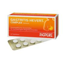 Gastritis Hevert Complex Tabletten Erfahrungen teilen