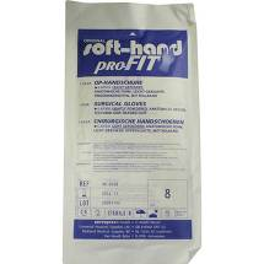 Produktbild Handschuhe OP Latex steril Größe 8