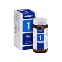 Biochemie Orthim 1 Calcium fluoratum D 12 Tabletten