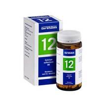 Produktbild Biochemie Orthim 12 Calcium sulfuricum D 6 Tabletten