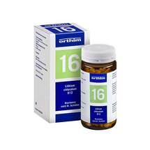 Produktbild Biochemie Orthim 16 Lithium chloratum D 12 Tabletten