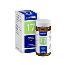 Biochemie Orthim 17 Manganum sulfuricum D 12 Tabletten