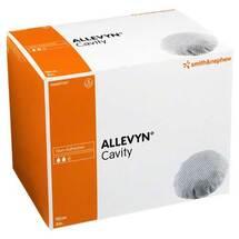 Produktbild Allevyn Cavity 10 cm rund für tiefe Wunden