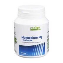 Cadion Magnesium Kapseln + B6