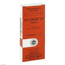 Produktbild Mucokehl Tabletten D 5