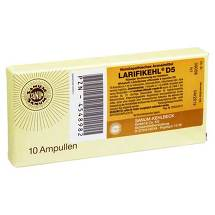 Produktbild Larifikehl Ampullen D 5