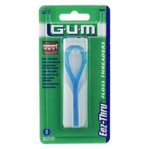 Produktbild GUM Erz Thru Floss Threaders Zahnseideneinfäden