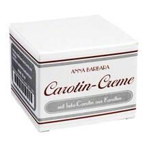Produktbild Carotin Creme Anna Barbara