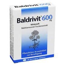 Produktbild Baldrivit 600 mg überzogene Tabletten