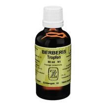 Produktbild Berberis Tropfen
