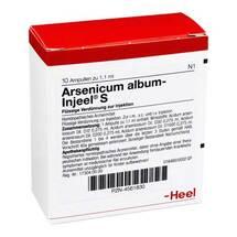 Produktbild Arsenicum album Injeel S Ampullen