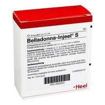 Produktbild Belladonna Injeel S Ampullen