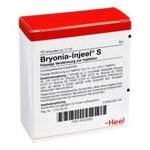 Bryonia Injeel S Ampullen