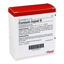 Produktbild Conium Injeel S Ampullen