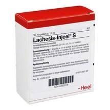 Lachesis Injeel S Ampullen