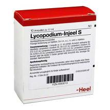 Produktbild Lycopodium Injeel S Ampullen