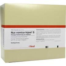 Nux vomica Injeel S Ampullen