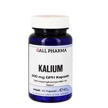 Produktbild Kalium 200 mg GPH Kapseln