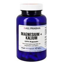 Magnesium + Kalium GPH Kapseln
