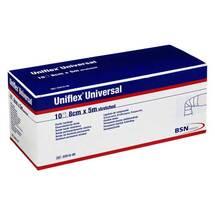 Produktbild Uniflex Universal weiß 5mx8cm Zellglas Binden