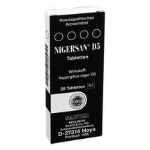 Produktbild Nigersan D 5 Tabletten