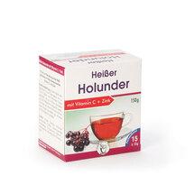 Produktbild Heisser Holunder + Vitamin C + Zink