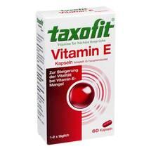 Produktbild Taxofit Vitamin E Weichkapseln