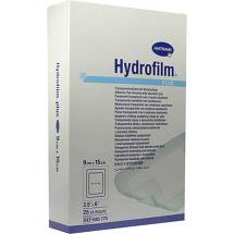 Hydrofilm Plus Transparentverband 9x15 cm