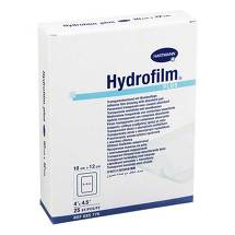 Hydrofilm Plus Transparentverband 10x12 cm