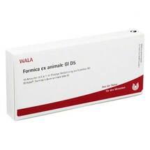 Produktbild Formica ex animale GL D 5 Ampullen