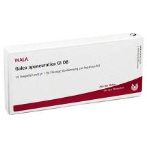 Produktbild Galea Aponeurotica GL D 8 Ampullen