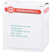 Produktbild Verbandmull 5m Zickzack