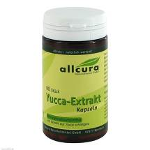 Yucca Extrakt Kapseln