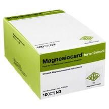 Magnesiocard forte 10 mmol P