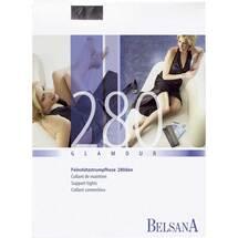 Belsana glamour AT 280 d.lang S schwarz mit Spitze