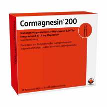 Produktbild Cormagnesin 200 Ampullen