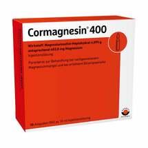 Produktbild Cormagnesin 400 Ampullen