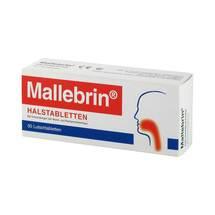 Produktbild Mallebrin Halstabletten