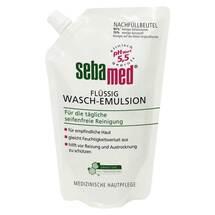 Produktbild Sebamed flüssig Waschemulsion Nachf.Pckg.