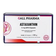 Astaxanthin 4 mg GPH Kapseln