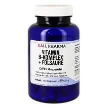 Produktbild Vitamin B Komplex + Folsäure GPH Kapseln