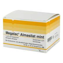 Produktbild Megalac Almasilat mint Suspension