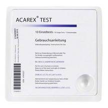 Produktbild Acarex Test