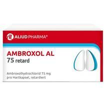 Produktbild Ambroxol AL 75 Retardkapseln