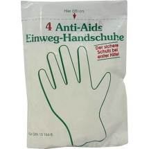 Produktbild Sicherheits Handschuhe 20036