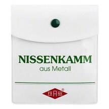 Produktbild Nissenkamm Metall BF