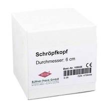 Produktbild Schröpfkopf 6 cm 109026