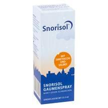 Snorisol Gaumenspray