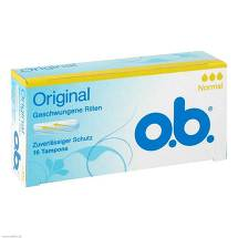 Produktbild O.B. Tampons normal