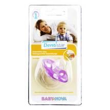 Dentistar BS Silikon mit Ring Babys ohne Zähnen